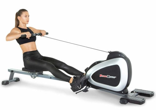 Fitness Reality 1000 Plus Magnetic Rowing Machine