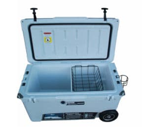 MILEE--Heavy Duty Wheeled Marine Cooler 70QT