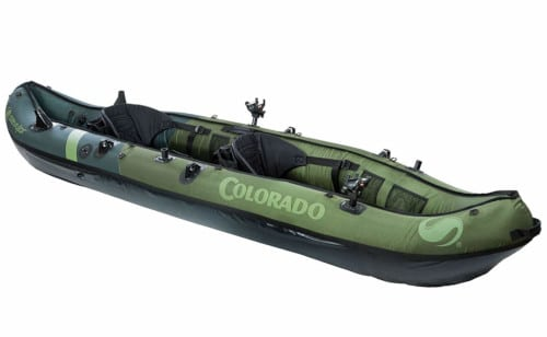 Sevylor Coleman Colorado Kayak Review