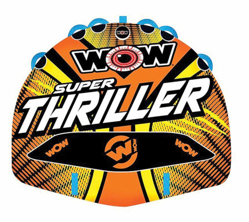 Wow Watersports Thriller Deck Tube Review