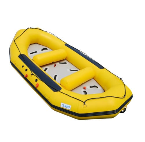 BRIS 12ft Inflatable White Water River Raft Review
