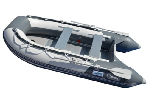 BRIS Yacht Tender Inflatable Dinghy Review