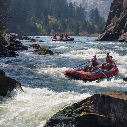 Best Whitewater Rafts Reviewed
