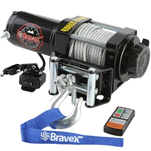 Bravex Electric Waterproof Boat Winch Review