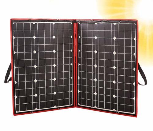 DOKIO Monocrystalline Foldable Solar Panel Review