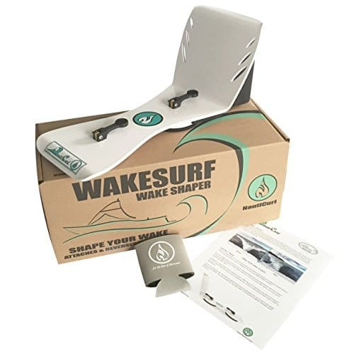 Nauticurl WakeSurfing Wake Shaper Review