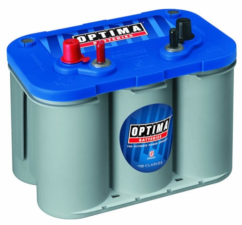Optima BlueTop Battery Review