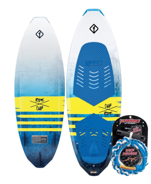 RIDE Wakesurfing Board Review