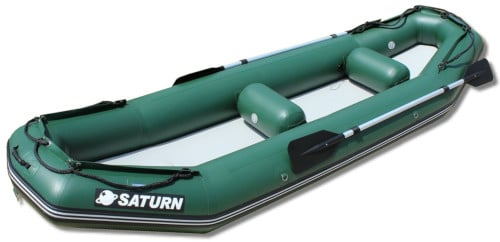 Saturn 12 ft Light River Raft Review