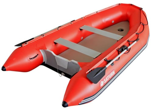 Saturn SD365 Inflatable Dinghy Review