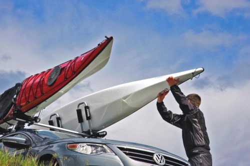 Thule Hull-a-Port Pro Rooftop Kayak Carrier Review