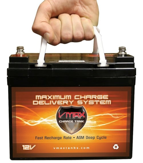 VMAX Marine Performance Battery Review