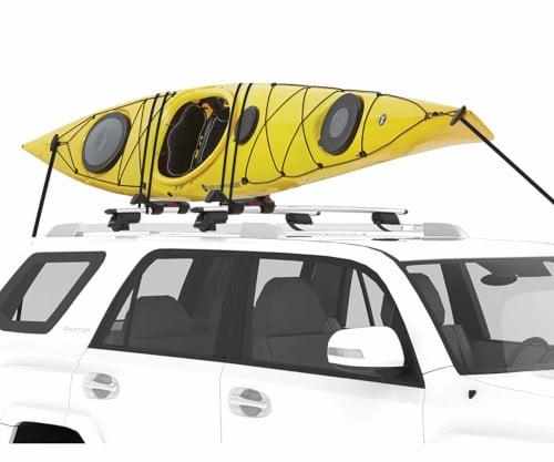 Yakima JayLow Fold Down Rooftop Kayak Carrier Review