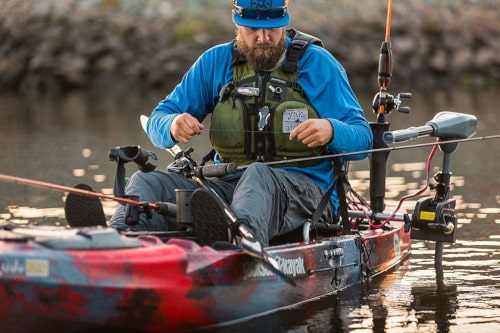Best Trolling Motors For Kayaks Reviewed