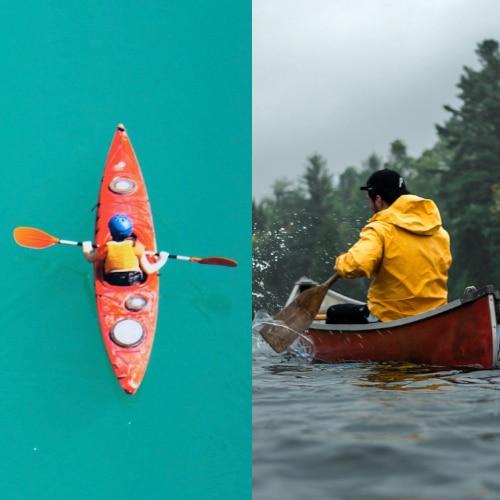 Should I get a Canoe or Kayak