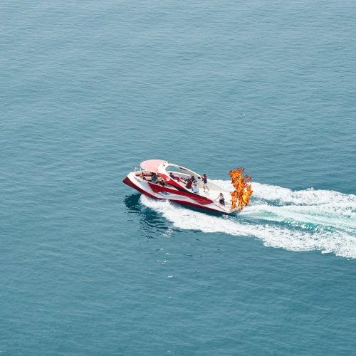 What Should You Do Immediately If A Boat Motor Catches Fire? Answer