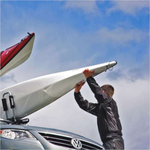 How To Put Kayak On Roof Rack By Yourself For Beginners