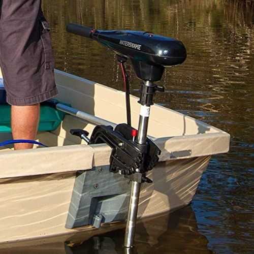 How to mount a trolling motor on an aluminum boat For Beginners